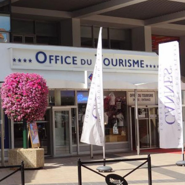 Acces a l'Office de Tourisme